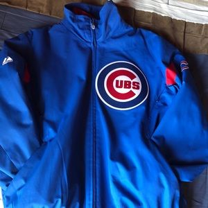 Chicago Cubs Winter Jacket